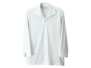 兼用七分ニットシャツ 男女兼用