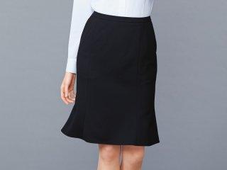 Stretch Kint マーメイドラインスカート 女性用