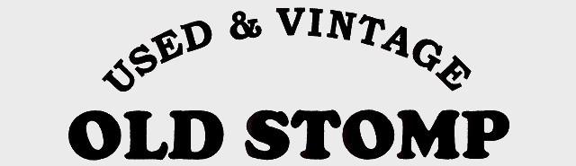 茨城県ひたちなか市のアメリカ古着屋 USED & VINTAGE OLD STOMP