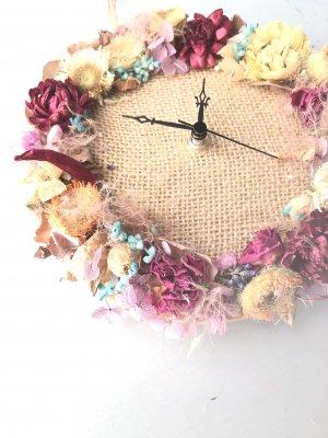 刺繍フレーム時計通信レッスン(ライセンス付き)