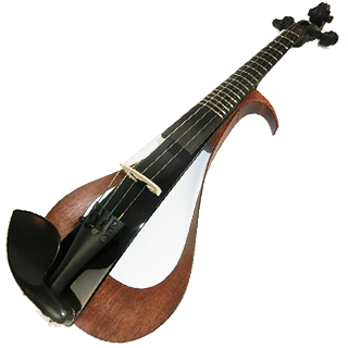 【YAMAHA YEV104】エレクトリック・4弦フレットバイオリン<ブラック/ナチュラル>(受注生産)