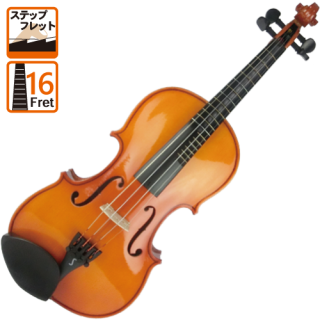【Stentor Violin】ステップバイオリン・ハイフレット・アウトフィット<img class='new_mark_img2' src='https://img.shop-pro.jp/img/new/icons15.gif' style='border:none;display:inline;margin:0px;padding:0px;width:auto;' />