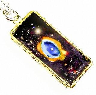 環状星雲プレートBSの画像