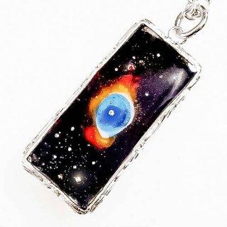 環状星雲プレートSVの画像