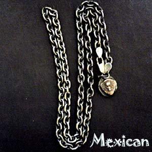 メキシカンペンダントチェーン 40〜50cmの画像