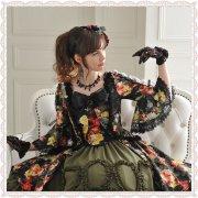 ロージークイーンのドレス_7号〜11号