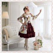 ロージークイーンのドレス_Petit5号〜Petit9号