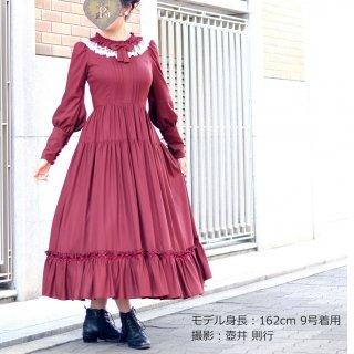 ロマンティックペタルドレス 7-13号(設定身長158cm)