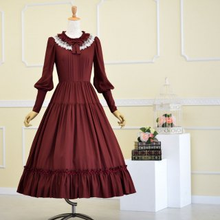 ロマンティックペタルドレス_Tall9-13号(設定身長_168cm/身長の高い方向け)