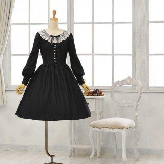 黒猫のドレス_ミディアム丈(21' 再販)