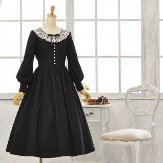 黒猫のドレス_ロング丈(21' 再販)