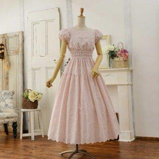 マーガレットレースのアフタヌーンドレス