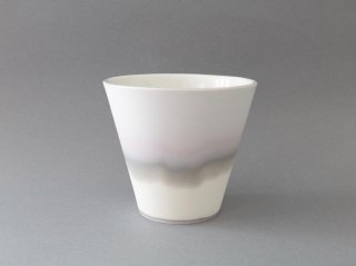 レイヤーカップ H(ピンク&ブラック)
