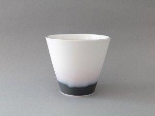 レイヤーカップ J(ピンク&ブラック)