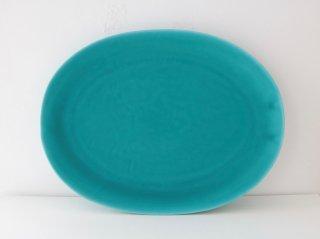 ナイルブルー 大皿