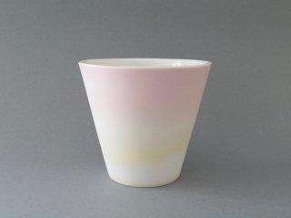 レイヤーカップ M(ピンク&オレンジ)