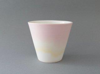 レイヤーカップ N(ピンク&オレンジ)