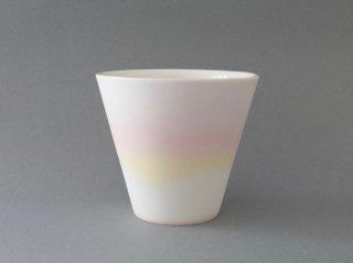 レイヤーカップ O(ピンク&オレンジ)