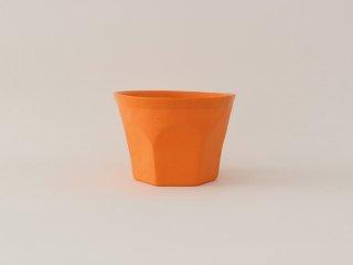 中囿義光 ロックグラス オレンジ C