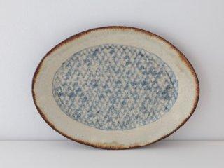 オーバル皿(大) A