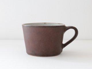 菅谷太良 マグカップ(中) ブラウン