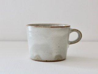 菅谷太良 コーヒーカップ (粉引) B