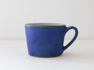 菅谷太良 コーヒーカップ (ブルー) A
