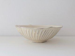 鎬 輪花鉢