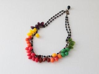 ミサキカナ ジューシーフルーツのネックレス
