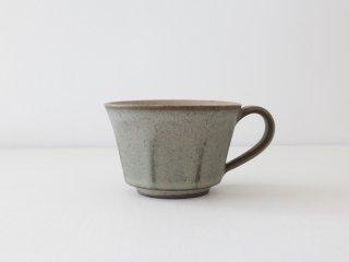 鯨井円美 コーヒーカップ グリーン