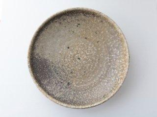 八塊柴窯工房 白陶盤(大)