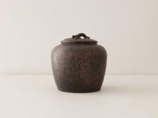八塊柴窯工房 富足罐 1