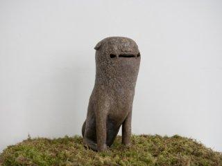 石質陶獅(小耳)