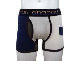 ANAPAU アナパウ ポケットパンツ(NAVY)