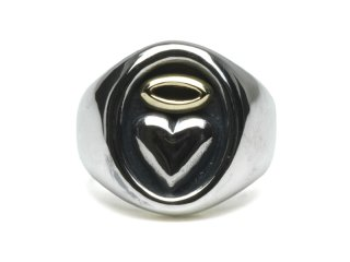 DAVE HEART RING