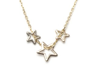 DERFIE|K10 TRIPLE STAR NECK