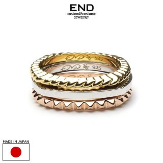END エンド 3 SQUARE JACOBIAN RING