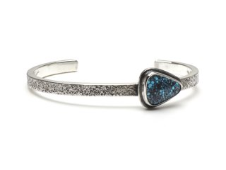 MASTERMADE-4.4ct KINGMAN TQ BANGLE