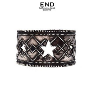 END エンド SNOB PIT BANGLE LTD