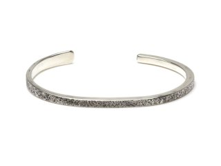 MASTERMADE-3.3mm SQUARE WIRE BANGLE #M