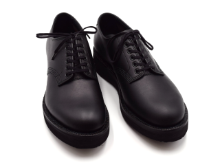 フットザコーチャー foot the coacher DANIEL®-BLACK-VIBRAM