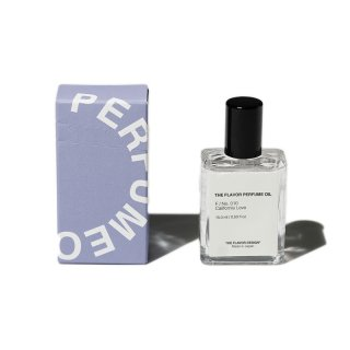 THE FLAVOR DESIGN ザフレーバーデザイン|PERFUME OIL - No.10 California Love