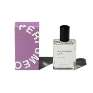 THE FLAVOR DESIGN ザフレーバーデザイン PERFUME OIL - No.63 COLOR
