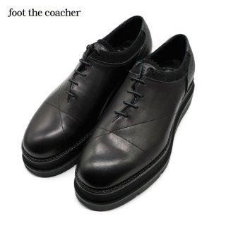フットザコーチャー foot the coacher THUNDER-BLACK<img class='new_mark_img2' src='https://img.shop-pro.jp/img/new/icons1.gif' style='border:none;display:inline;margin:0px;padding:0px;width:auto;' />