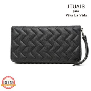 TAURILLON RO-RO WALLET LONG-ZIGZAG-BLACK-NOIR<img class='new_mark_img2' src='https://img.shop-pro.jp/img/new/icons1.gif' style='border:none;display:inline;margin:0px;padding:0px;width:auto;' />