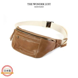 LEATHER BELT BAG-CAMEL<img class='new_mark_img2' src='https://img.shop-pro.jp/img/new/icons1.gif' style='border:none;display:inline;margin:0px;padding:0px;width:auto;' />
