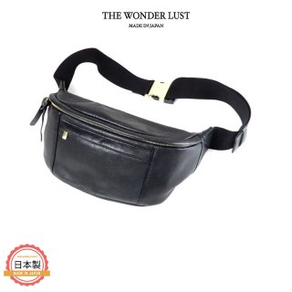 LEATHER BELT BAG-BLACK<img class='new_mark_img2' src='https://img.shop-pro.jp/img/new/icons1.gif' style='border:none;display:inline;margin:0px;padding:0px;width:auto;' />