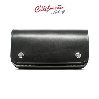 STANDARD WALLET LONG-BLACK/NICKEL<img class='new_mark_img2' src='https://img.shop-pro.jp/img/new/icons1.gif' style='border:none;display:inline;margin:0px;padding:0px;width:auto;' />