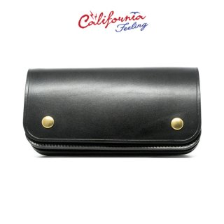 STANDARD WALLET LONG-BLACK/BRASS<img class='new_mark_img2' src='https://img.shop-pro.jp/img/new/icons1.gif' style='border:none;display:inline;margin:0px;padding:0px;width:auto;' />