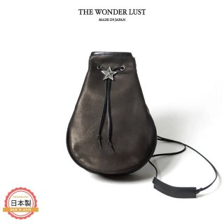 STAR POUCH-BLACK<img class='new_mark_img2' src='https://img.shop-pro.jp/img/new/icons1.gif' style='border:none;display:inline;margin:0px;padding:0px;width:auto;' />